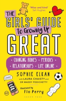 Image for The girls' guide to growing up great