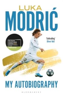 Image for Luka Modriâc  : my autobiography
