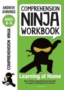 Comprehension ninja workbook for ages 8-9 - Jennings, Andrew