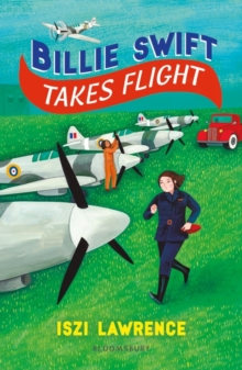 Billie Swift takes flight by Lawrence, Iszi cover image