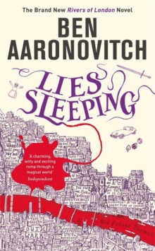Image for Lies Sleeping : The Seventh Rivers of London novel