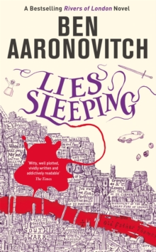 Image for Lies sleeping