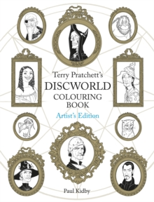 Image for Terry Pratchett's Discworld Colouring Book: Artist's Edition