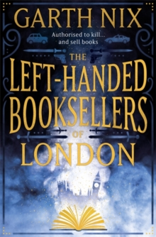 Image for The left-handed booksellers of London