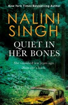 Image for Quiet in her bones