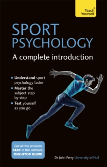Image for Sports psychology  : a complete introduction