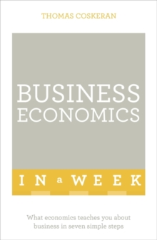 Image for Business economics in a week