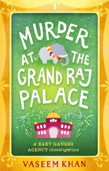 Image for Murder at the Grand Raj Palace