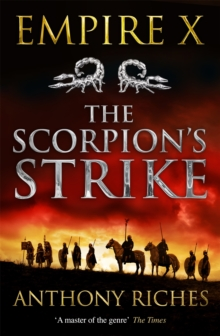 Image for The scorpion's strike
