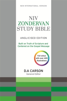 Image for NIV Zondervan study Bible
