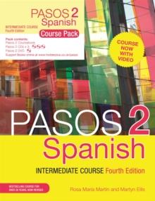 Image for Pasos 2  : Spanish intermediate course: Coursebook