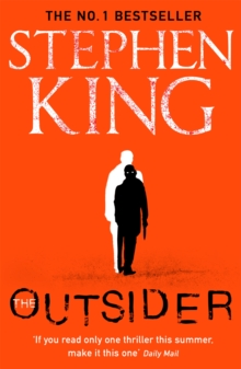 Image for The Outsider : The No.1 Sunday Times Bestseller