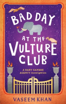 Image for Bad day at the Vulture Club