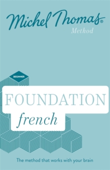 Image for Foundation French  : learn French with the Michel Thomas method
