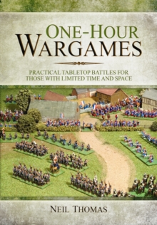Image for One-hour wargames