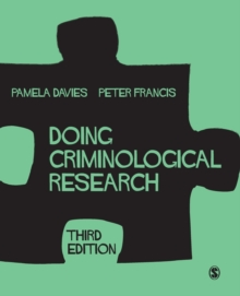 Image for Doing criminological research