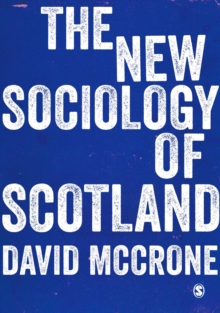Image for The new sociology of Scotland