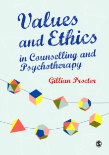 Image for Values & Ethics in Counselling and Psychotherapy