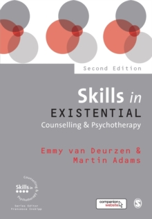 Image for Skills in existential counselling & psychotherapy