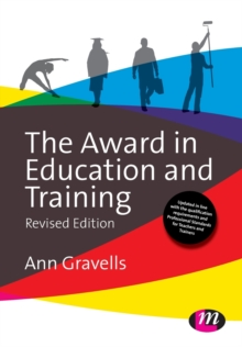 The Award in Education and Training - Gravells, Ann