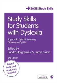 Image for Study skills for students with dyslexia  : support for specific learning differences (SpLDs)