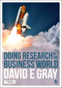 Image for Doing research in the business world