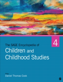 Image for The Sage Encyclopedia of Children and Childhood Studies