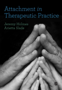 Image for Attachment in therapeutic practice