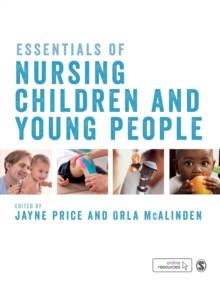 Image for Essentials of nursing children and young people