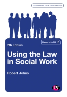 Image for Using the law in social work