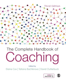 Image for The complete handbook of coaching