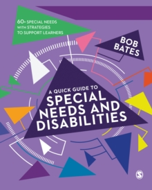 Image for A quick guide to special needs and disabilities