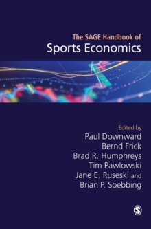 Image for The SAGE handbook of sports economics
