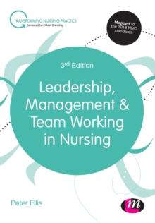 Image for Leadership, management & team working in nursing