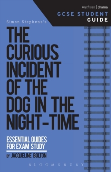 The curious incident of the dog in the night-time - Bolton, Jacqueline (University of Lincoln, UK)