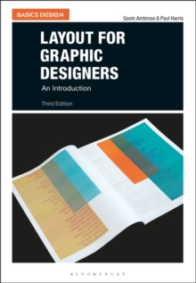 Image for Layout for graphic designers  : an introduction