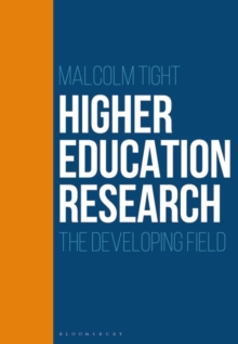 Image for Higher education research  : the developing field