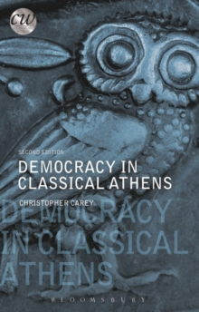 Image for Democracy in classical Athens