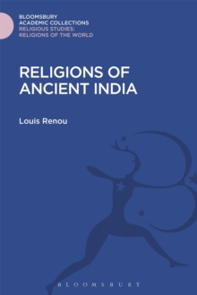 Image for Religions of ancient India