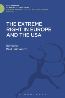 Image for The extreme right in Europe and the USA