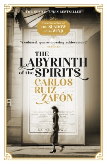 Image for The labyrinth of the spirits