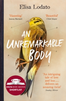 Image for An Unremarkable Body : A stunning literary debut with a twist