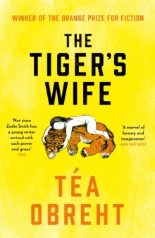 Image for The tiger's wife