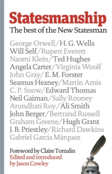 Image for Statesmanship  : the best of the New Statesman, 1913-2019