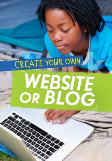 Image for Create your own website or blog
