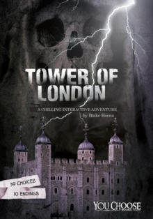 Image for Tower of London  : a chilling interactive adventure