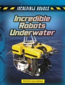 Image for Incredible robots underwater