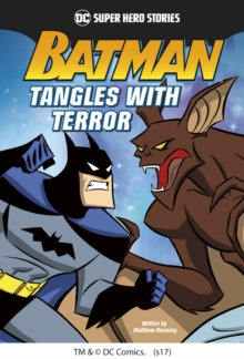 Image for Batman tangles with terror