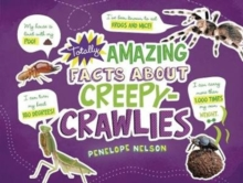 Image for Totally amazing facts about creepy-crawlies