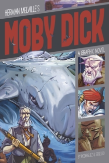 Image for Herman Melville's Moby Dick  : a graphic novel